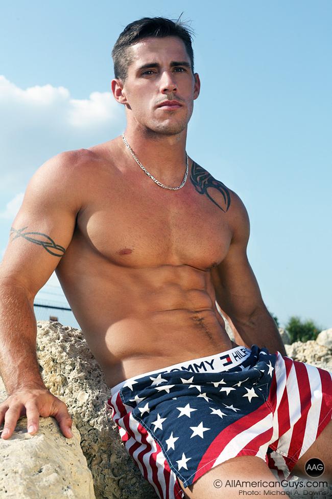 Naked all american boy alexander