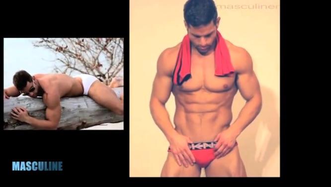 Masculine Calendar 2013 Promo