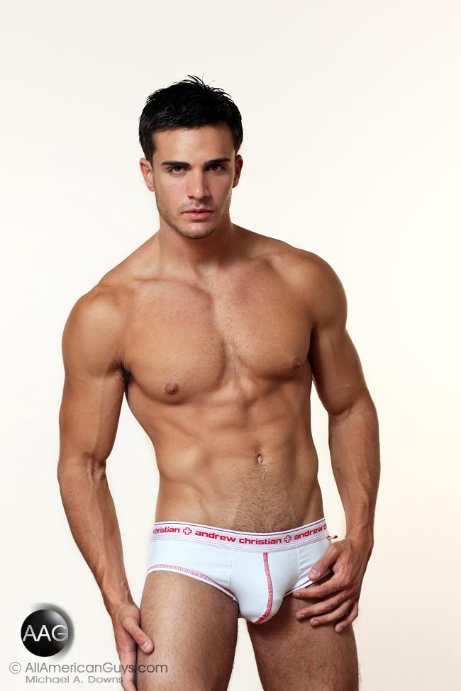 America's Favorite Underwear Model for AAG