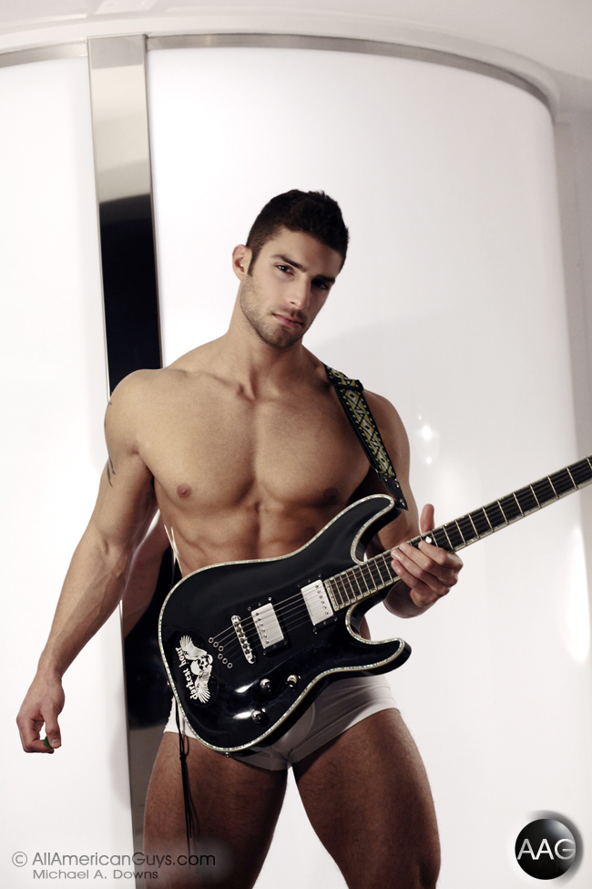 The Royally Hot Physique & Face of Adam Ayash