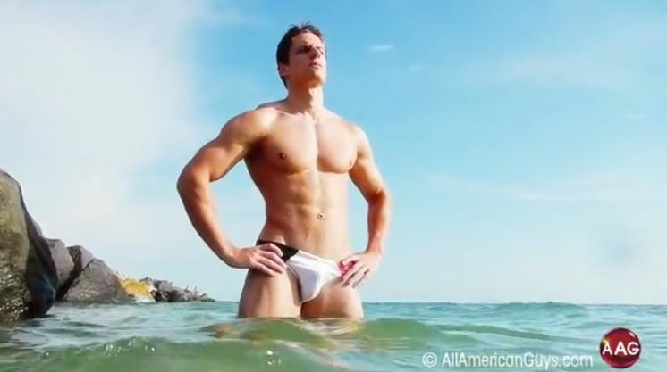 Ryan Nelson, Underwater Shoot