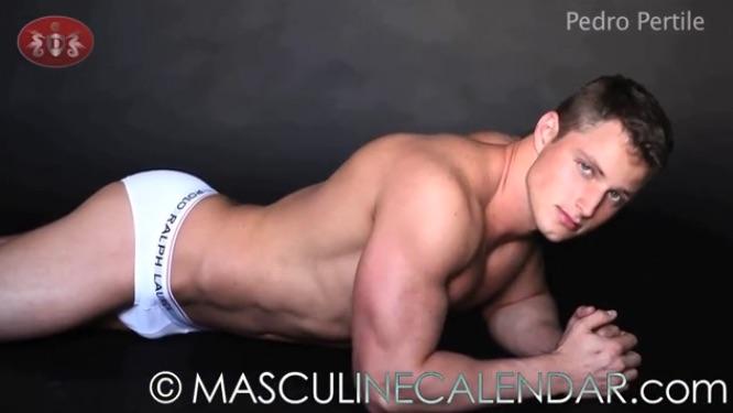 Masculine Calendar 2015 Promo