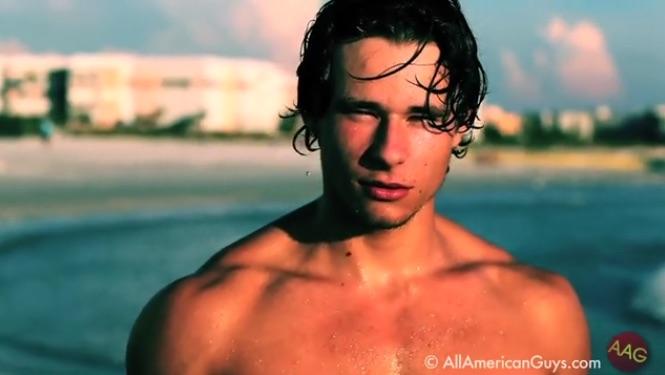 Aaron Green, Ocean shoot
