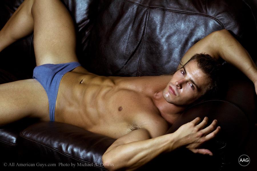 Muscular Adonis: Tory G.