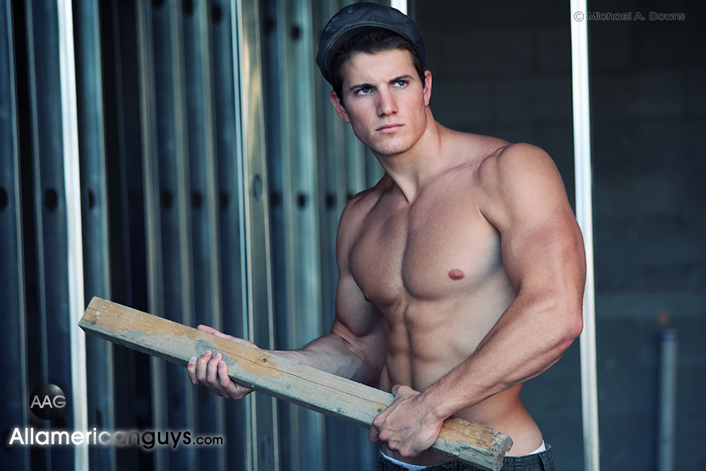 Fitness Model Tyler Gattuso