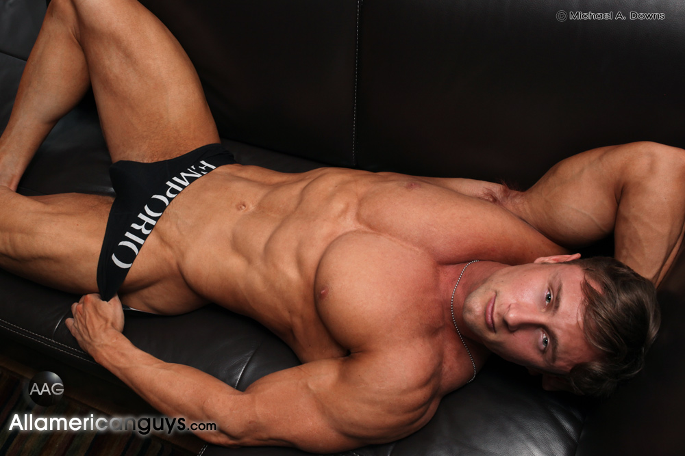 Incredible Hunk: Justin B.