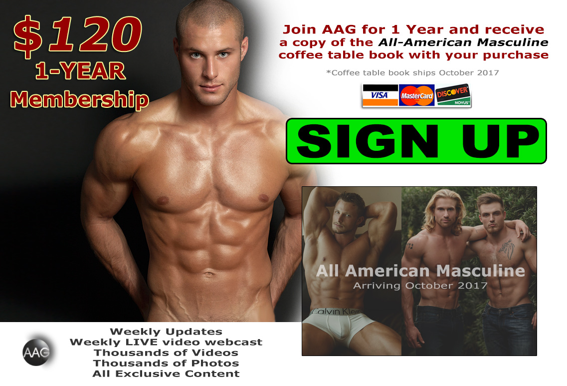 Join All American Guys for $120