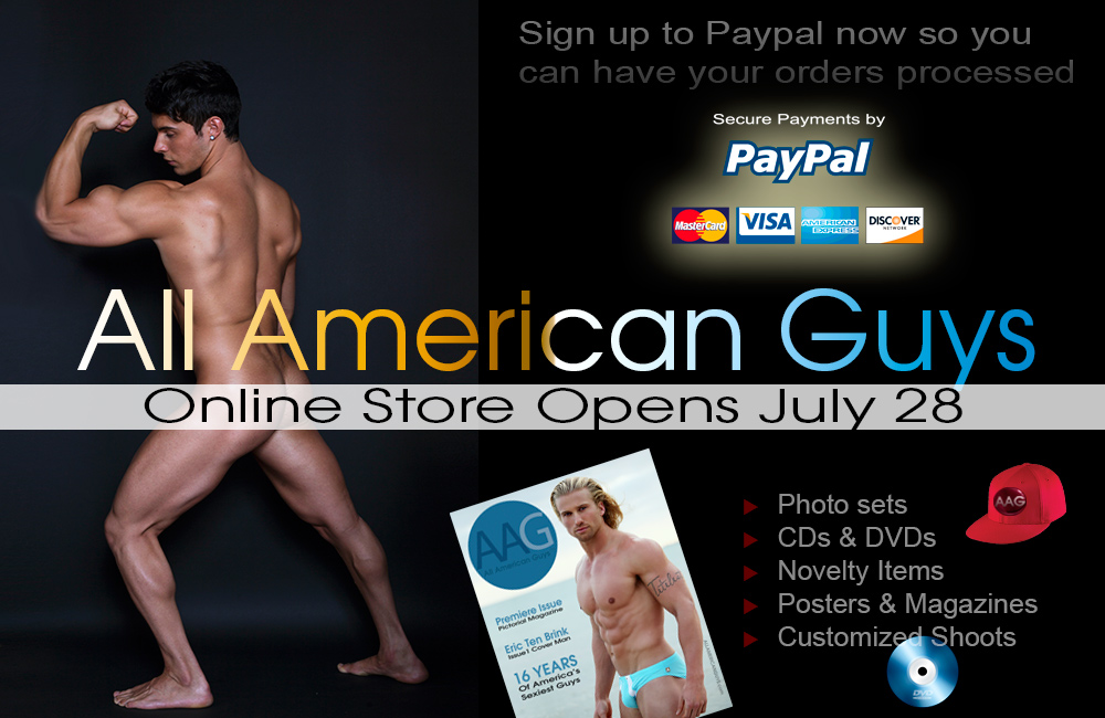 Online Store Opening July 28 at 9:30pm EDT