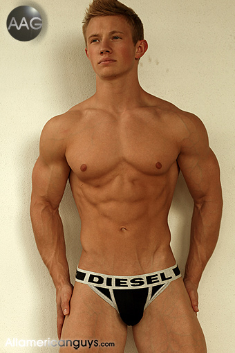 Male Models at All American Guys