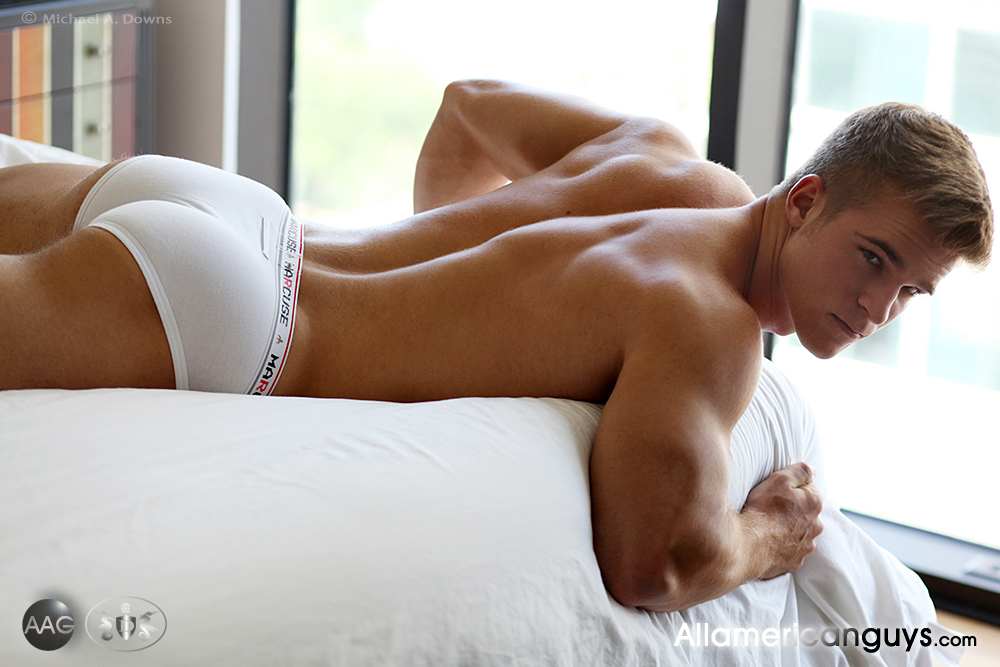 Blonde Bombshell Alex Cypriano