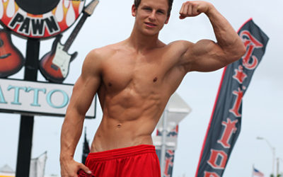 Muscle Guy Tanner W.  and More H20
