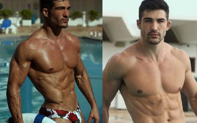 Hot Newcomer Dominic Calvani