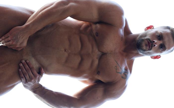Dalton P. Artistic Nude Poses