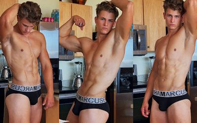 Luke M. Photo Set