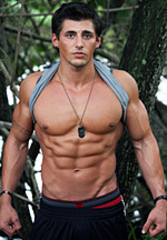 All american guys anthony logger