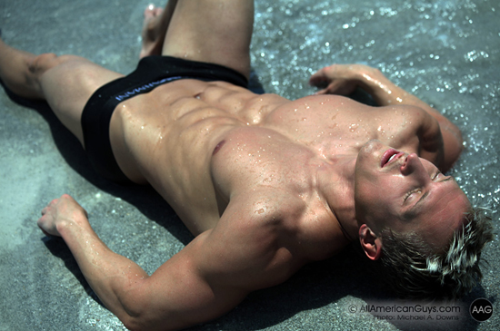Picture About Male Model Tory, Jeff Grant and  Anthony C in Summer Session